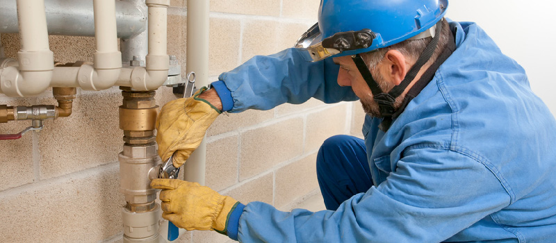 Plumber in Kannapolis, North Carolina