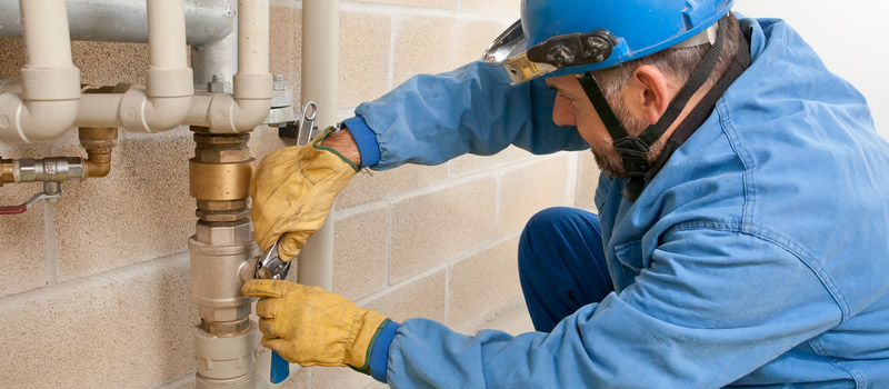 Commercial Plumbing Repair in Davidson, North Carolina