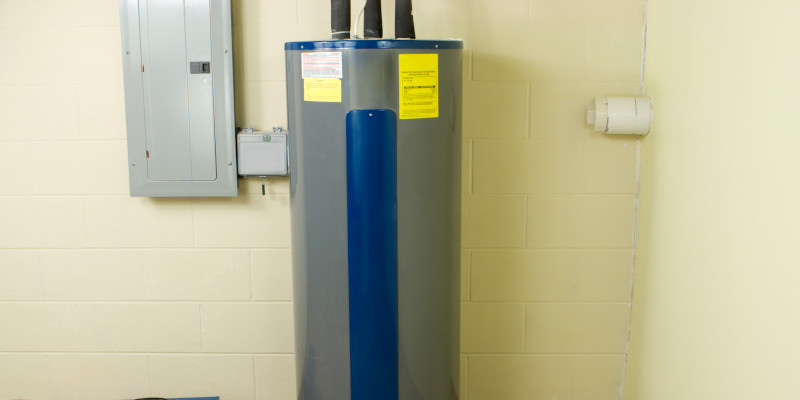 Water Heaters in Kannapolis, North Carolina