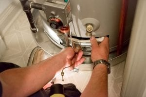 contact a plumber for water heater repair